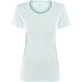 Icebreaker Tech Lite SS Low Crew Shirt Women dew